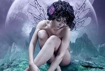 I luv Fairies / by Sean-Frances Delacerda