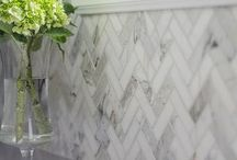 Kitchens Mosiac Tile Backsplash