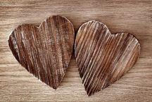 Valentine Rustic Decor Gift