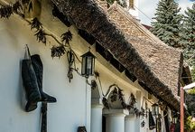 Hungarian cottage