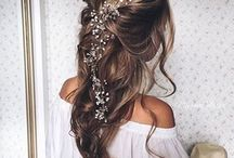 Wedding inspo - hair