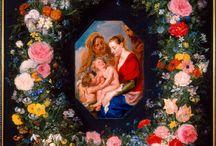 Święci w Kwiatach