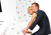 Papierendecoraties ♥ weddingplanning / Alles over de voorbereiding van een huwelijk
