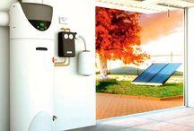 renewable energy water heating
