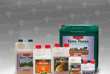 Nawozy CANNA / Prezentujemy zestawy najwyższej jakości nawozów do roślin CANNA!