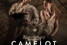 King Arthur's Camelot (World Premiere) / February 13-16, 2014 Steeped in medieval tradition and told through a contemporary lens. Aronoff Center for the Arts / by Cincinnati Ballet