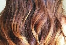 Cheveux / coiffures / hairstyles / Inspiration