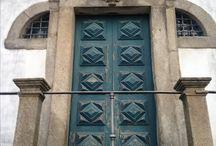 Puertas  / Portas, puertas, umbrales visitados