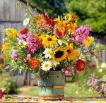 Flower arranhements
