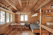 Små hytte