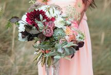 Wedding Inspiration Marsala