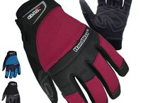 Work Gloves / Our Trade Series is ready for action in the shop and at home