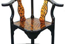 Zebra & Leopard Casa Collection Möbel
