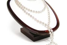 Necklaces - Pearl Strands