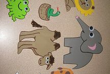 Storytime Flannel Boards / by Youth Services