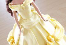 gâteaux princesse