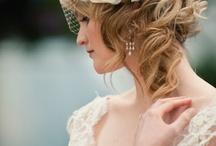 I do, I do, I do! / Bridal veils, birdcage & blusher veils