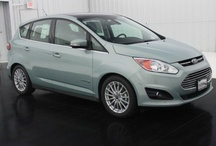 Ford C-Max / by Long McArthur