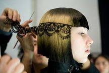Hair Stencilling / Ideas for my next shoot..?