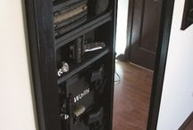 rifle cabinet