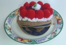 Crochet tartas
