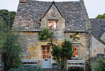 English Style / English Cottages & Interiors