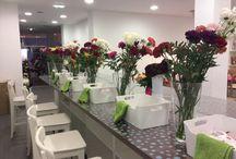 Talleres 2014 / Talleres de flores