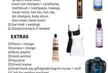 Hospital bag checklist