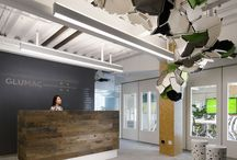 Modern Office Interiors / by Studio D Interiors