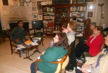 PEN Centre Suisse Romand commemorates writers in prison day / Pour commémorer la Journée mondiale des Écrivains persécutés, le Centre romand du P.E.N. International a invité l'Erythréen Dessale B. Abraham, écrivain, militant pour la liberté d'expression, exilé en Norvège et membre du P.E.N. de l'Erythrée en exil à nous présenter la situation dans son pays.