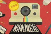 Polaroid / Polaroid è un progetto nato con l'idea di far conoscere meglio tutti i collaboratori,scrittori,grafici,fotografi che lavorano costantemente a Creazina.it Una breve intervista,qualche foto e delle simpatiche caricature per farci conoscere. Interview di Cristina Pasquale