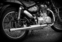 Barrel Exhaust / Performance Exhaust systems for Motorcycles - A beginning with the Royal Enfield Bullets!