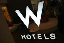 W Hotel / by D B