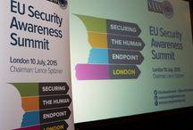 SANS European Security Awareness Summit Events