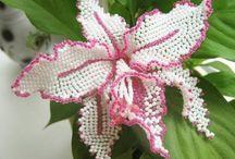 Boncuk çiçek