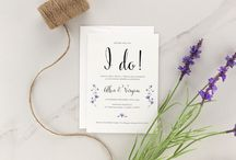 Wedding & Love // Invitations