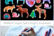 salt dough diy