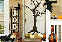 Pumpkins, Witches and Ghosts...OH MY!! / by Shelly Almaguer Weaver