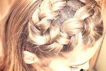 Hair / My work