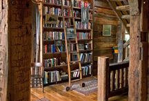 Dream Library Ideas / Maybe one day...