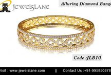 Diamond Bangles / Diamond Bangles and Bracelets in Gold and White Gold