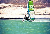 windsurfing / THE sport !