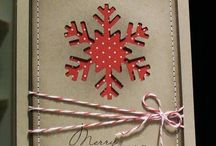 CHRISTMAS CARDS / by Catherine Kraft