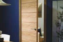 Door modern