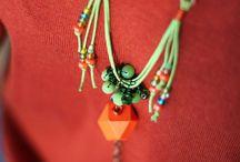 """""""FanFanBijou"""" author jewelery / Авторские украшения из различных материалов:  натуральных камней, стекла, дерева, перламутра, акрила, жемчуга, кораллов."""