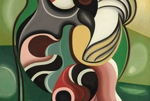 Abstract Art History: Auguste Herbin