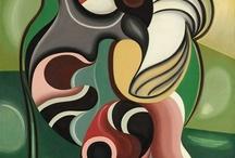 Abstract Art History: Auguste Herbin