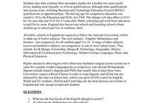 ENGLISH: Facts