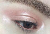 90's makeup