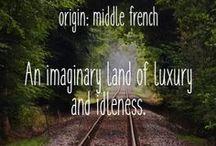 fantasy ideas